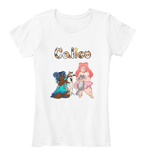 Colico White Women's T-Shirt Front