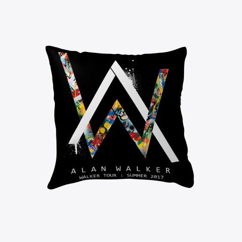 Alan Walker Summer Tour 2017 Logo Indoor Pillow Products