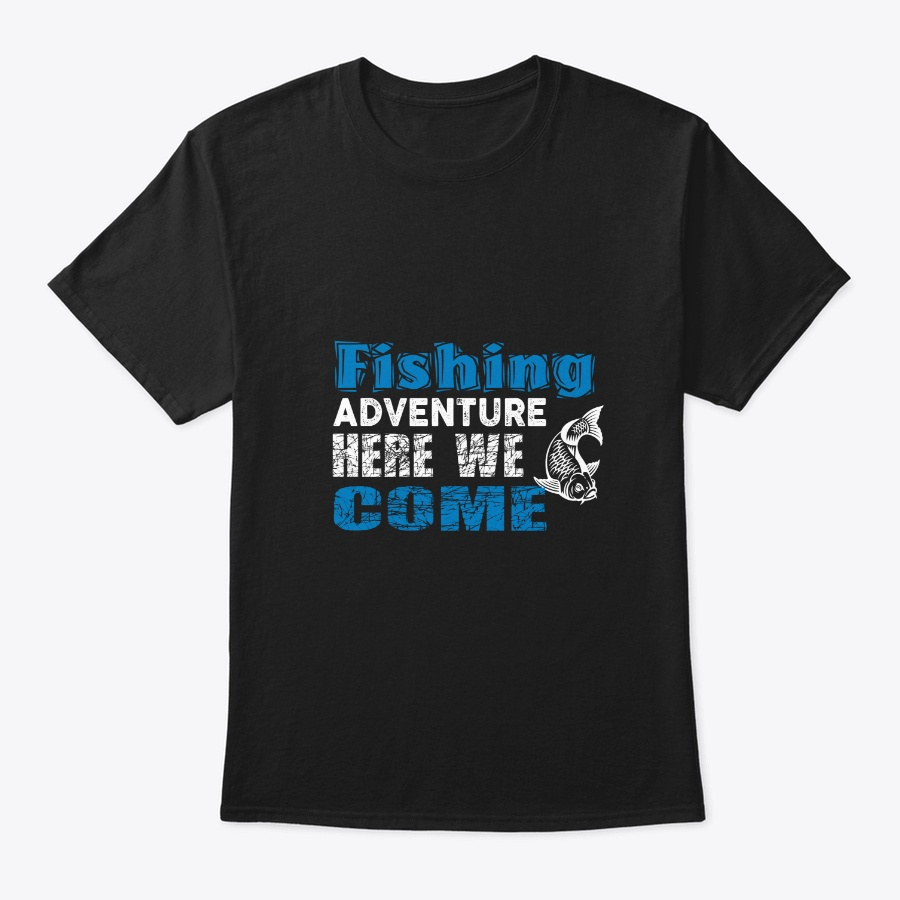 Fishing Adventure Custom Graphic - Perfect Cheap Fishing Polo Tee Shirts Design