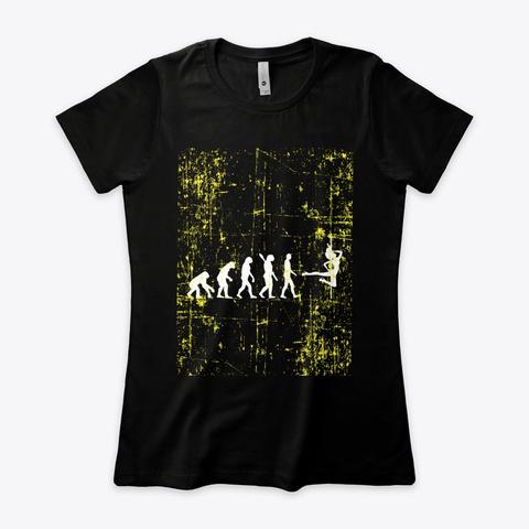 Pole Dance  Teeee............... Black T-Shirt Front