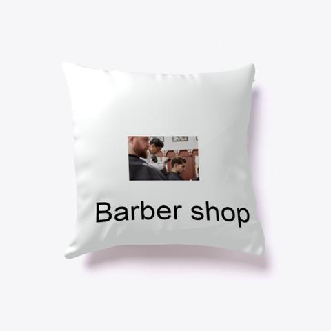 Barber Shop Standard T-Shirt Front