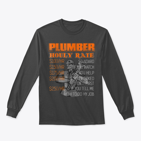 Labor Rate Subject To Change According To Customers ...  Funny Plumber Labor Rate Signs