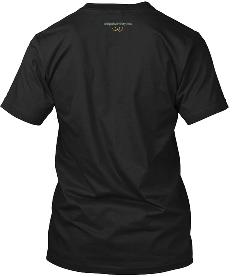 Designsbydivinity.Com Black Kaos Back