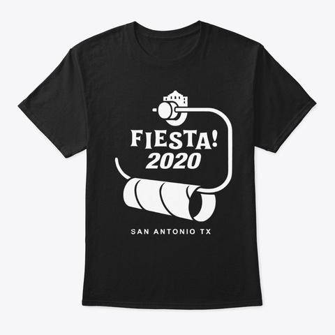 Fiesta 2020 San Antonio Robert Tatum tee