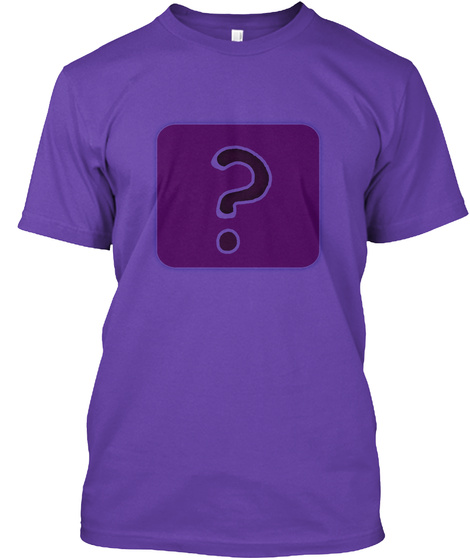 ? Purple Rush T-Shirt Front