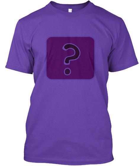 ? Purple Rush T-Shirt Front