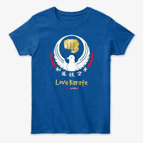 Zn Royal áo T-Shirt Front