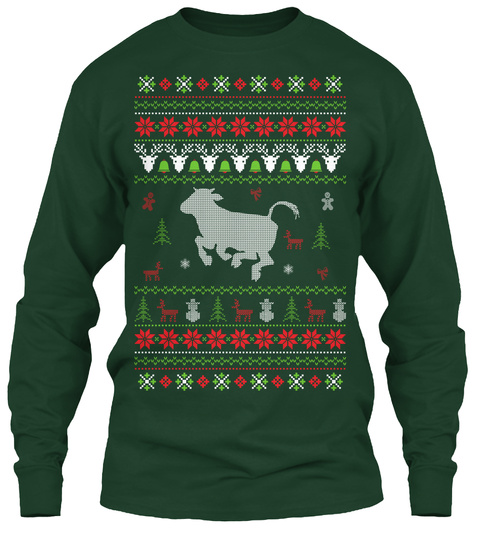 Cow Ugly Christmas Sweater Products From Ugly Christmas Sweater 2018