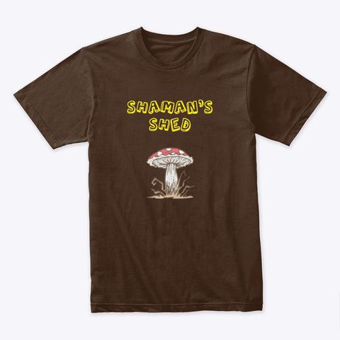 Image Not Opening Dark Chocolate Camiseta Front