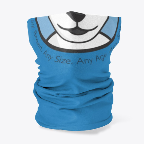 Cdr Logo Denim Blue T-Shirt Front