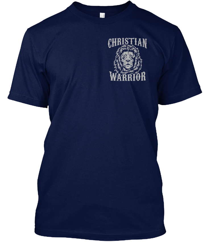 Brand-New-Christian-Warrior-Christain-I-Am-But-Make-Hanes-Tagless-Tee-T-Shirt thumbnail 10