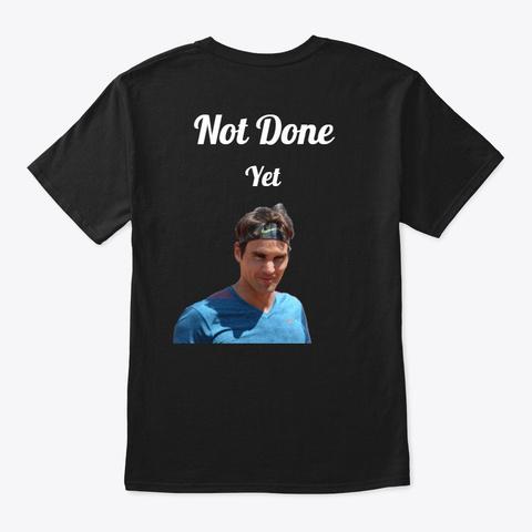 Who Is Next? Black Camiseta Back