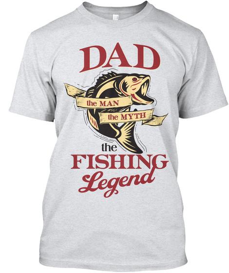 9068d026 Dad Man Myth The Fishing Legend - dad the man the myth the fishing ...