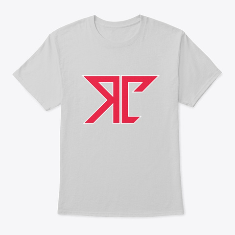 Rc Rollie Clan Icon Light Steel T-Shirt Front