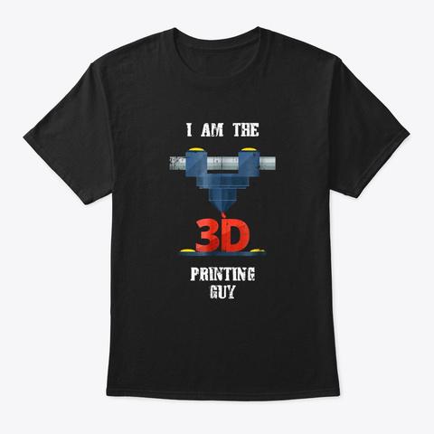 3D-Printing Guy G28 CNC Maker 3D-Scanner Unisex Tshirt