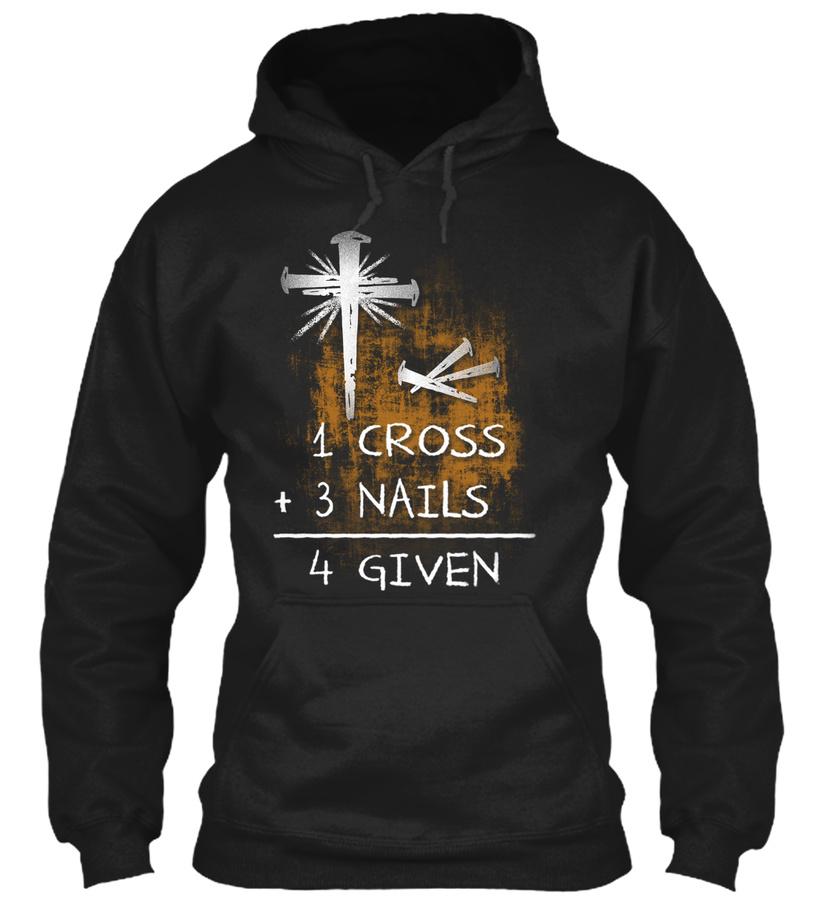 1 Cross 3 Nails Unisex Tshirt
