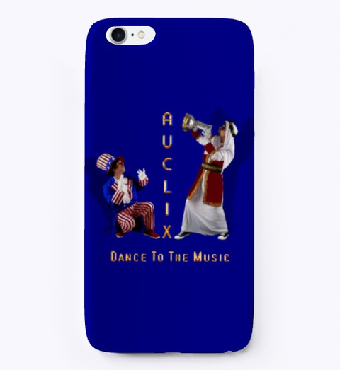 I Phone And Samsung Cases Deep Navy Maglietta Front