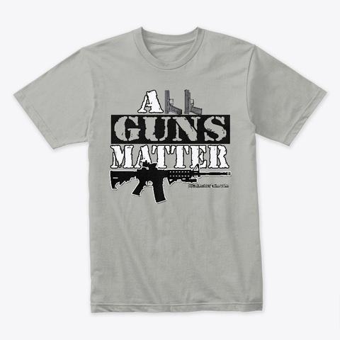 All Guns Matter Unisex Tshirt