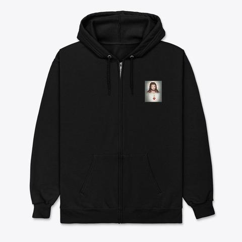 Sagraso Corazon Black T-Shirt Front