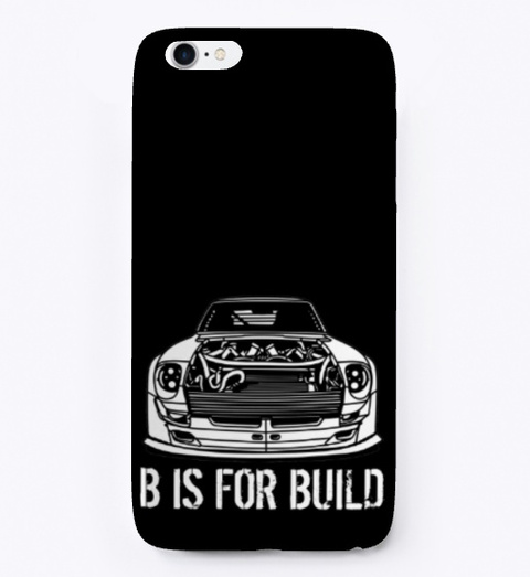 240z Phone Case Black T-Shirt Front