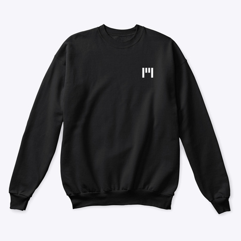 Sweatshirt: Sisu Heart Black T-Shirt Front