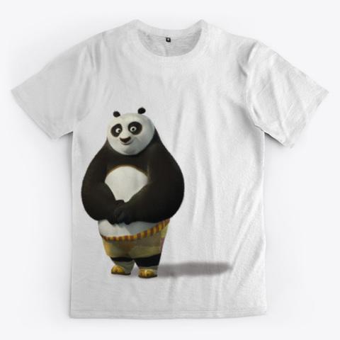 Diydor Radio Tv (T Shirt) Panda Standard T-Shirt Front