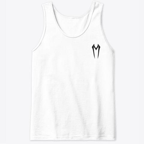 Violin Shredder   Men's White T-Shirt Front
