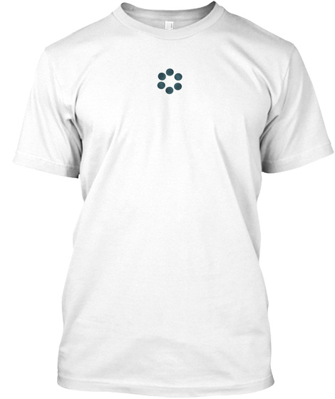 World Arts Film Festival White T-Shirt Front