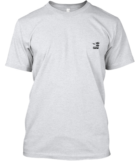 Air Traffic Controller  Limited Edition Ash T-Shirt Front