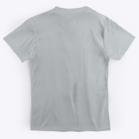 Kg 140 Light Grey T-Shirt Back