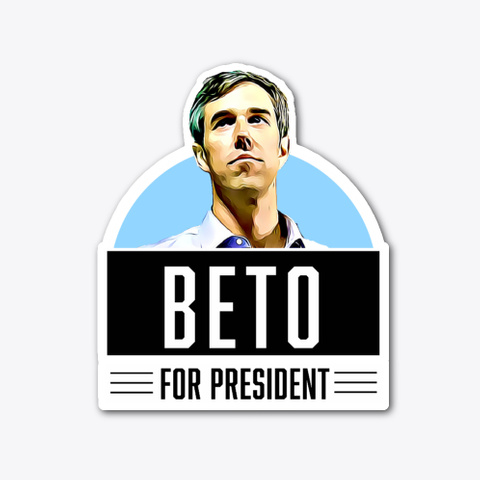 Future President Sticker & Cases! Standard T-Shirt Front