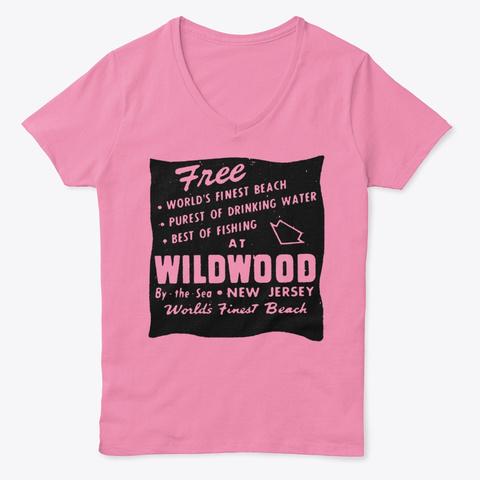 Wildwood New Jersey Vintage T Unisex Tshirt