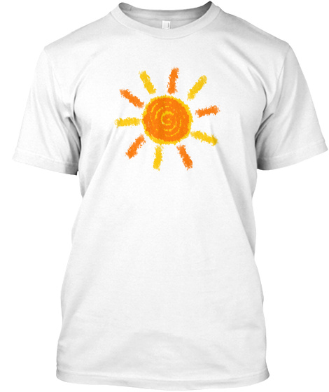 Happy Summer Holidays...T Shirts White T-Shirt Front