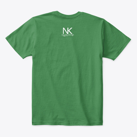 Future Pony Jock Kelly Green  T-Shirt Back