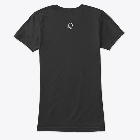 Free Thought Lives Vintage Black T-Shirt Back
