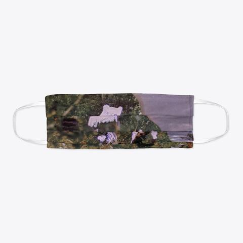 Bears Mask Standard T-Shirt Flat