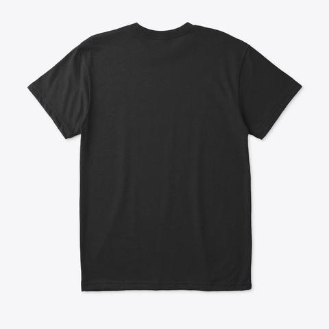 Victory Palmistry Black T-Shirt Back
