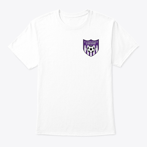 Womens Clothing White T-Shirt Front