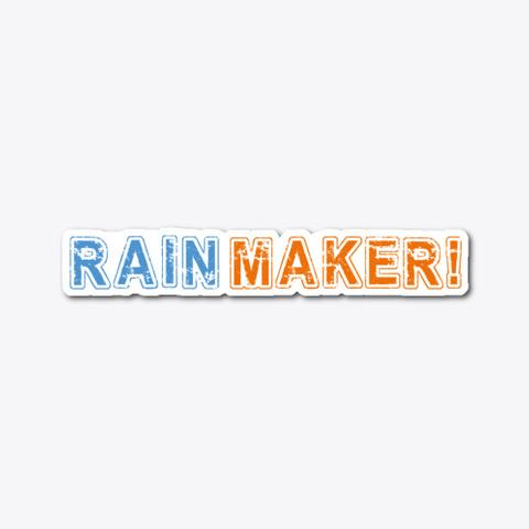 Rain Maker!  God + Game (Basketball)  Standard T-Shirt Front