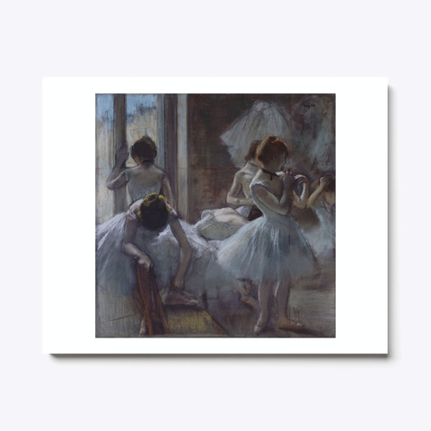 Edgar Degas   Famous Paintings  Standard T-Shirt Front