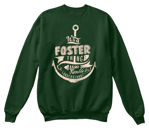 It's A Foster Thing You Wouldn't Understand Deep Forest  Kaos Front