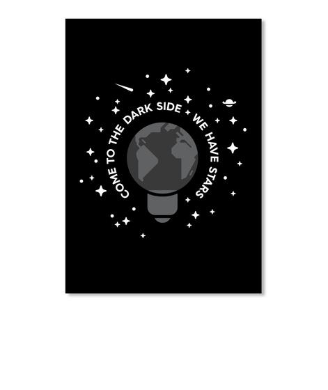 Dark Side Sticker [Usa] #Sfsf Black Sticker Front