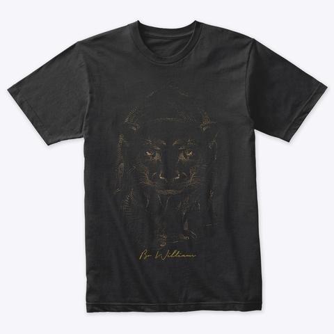 Bo's Journey Vintage Black T-Shirt Front