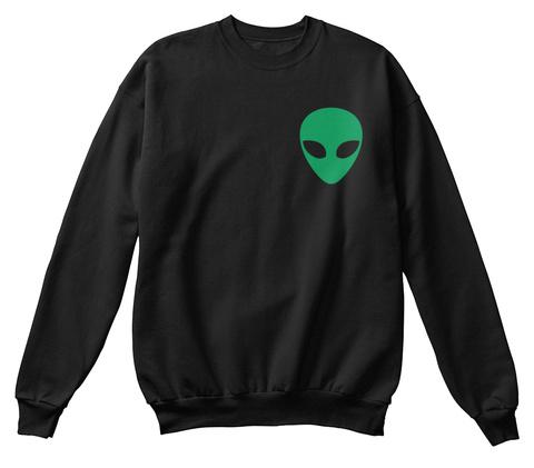Earth Sucks Black T-Shirt Front