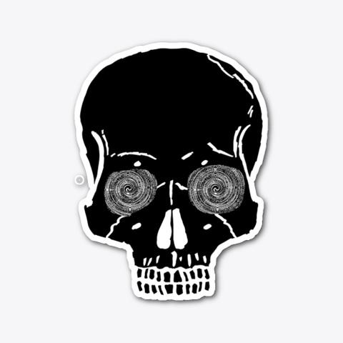 Spooky Brain Standard Camiseta Front