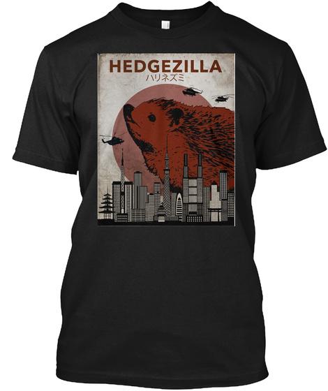 Hedgezilla Black Kaos Front