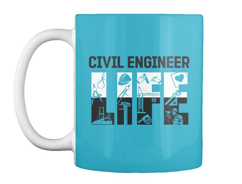 miniature 5 - Trendsetting Awesome Civil Engineer Gift Coffee Mug Gift Coffee Mug