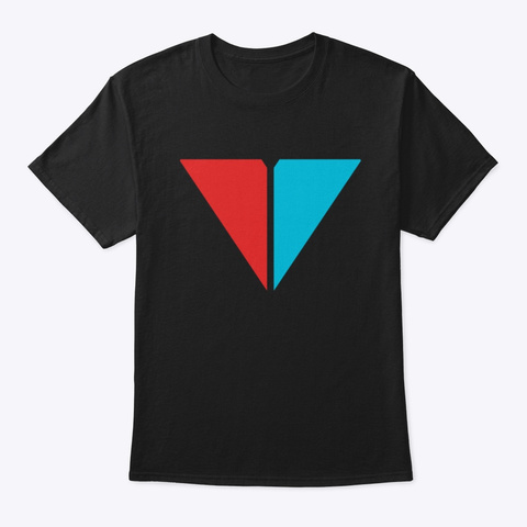 Vldl Icon Black T-Shirt Front