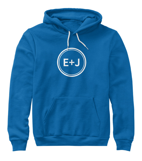 E+J True Royal T-Shirt Front