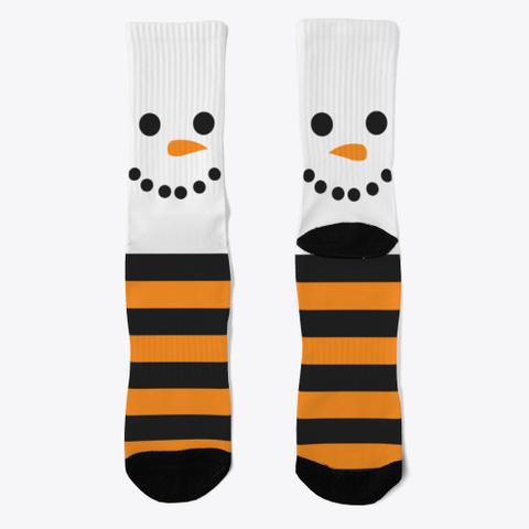 Cheap Christmas Socks Standard T-Shirt Front